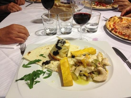 Ottima pizza recensioni su la crepa casina tripadvisor for Bagnoli s r l reggio emilia re