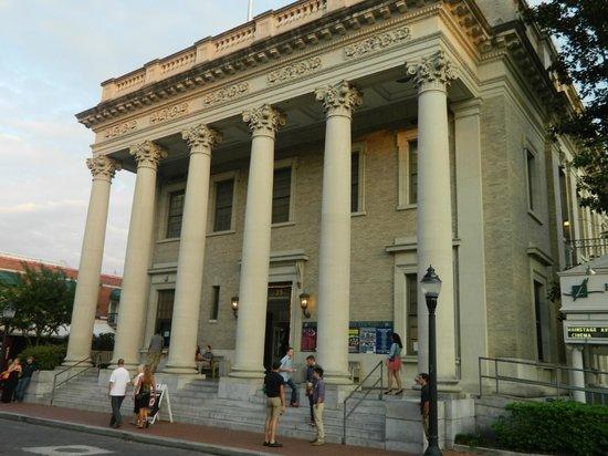 The Hippodrome State Theatre: Exterior