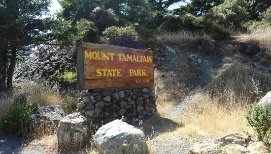 Mount Tamalpais State Park: Mount Tamalpais