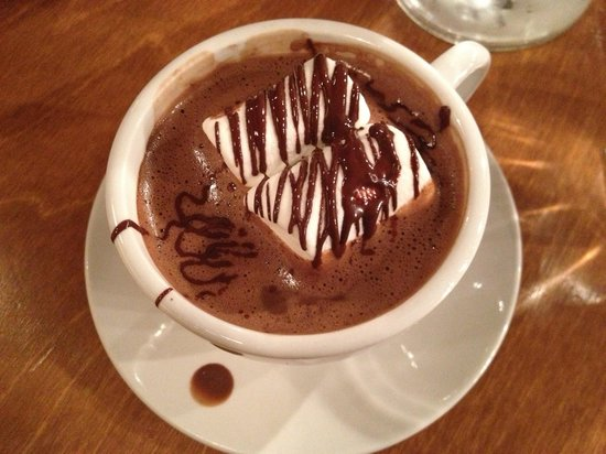 Cacao 70 : American Style Dark Hot Chocoate