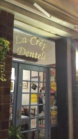 Photo of La Crepe Dentelle taken with TripAdvisor City Guides