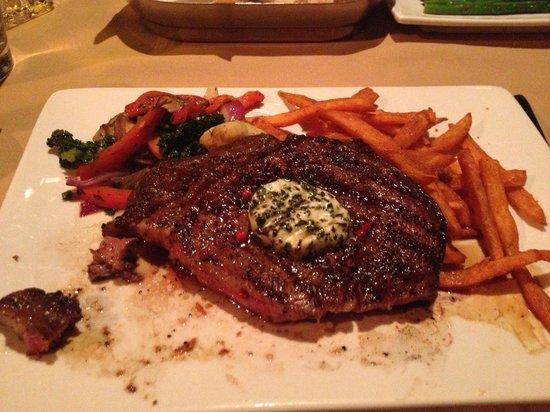 Charcoal Steakhouse: Steak