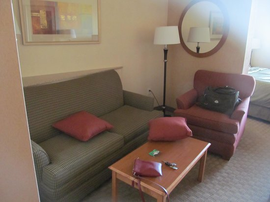 Comfort Suites Prescott Valley: sleeper sofa