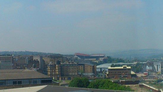 Holiday Inn Express Bradford City Centre: view