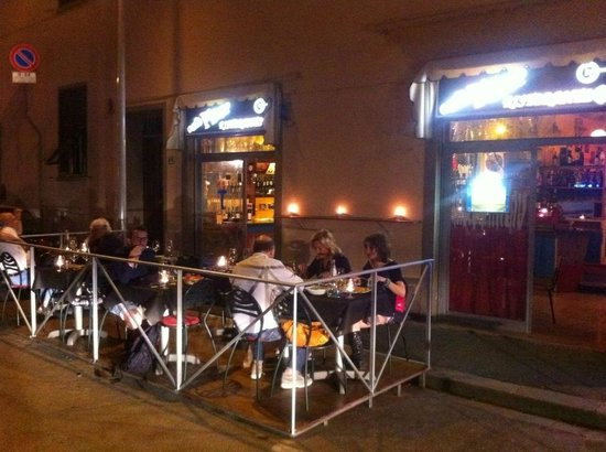 "Ristorante Cafe Pinar: Ristorante ""Cafè Pinar"""