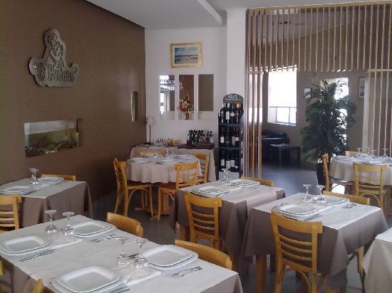 Restaurante O Febras : Uma pequena amostra do nosso espaço!