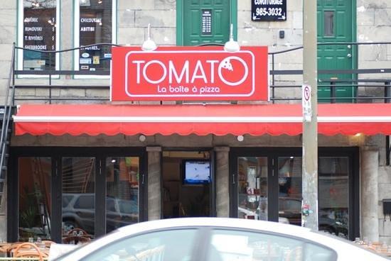 Tomato La Boite a Pizza Photo