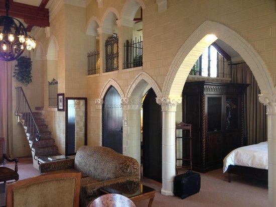 Mission Inn Restaurant: The Presidential Suite