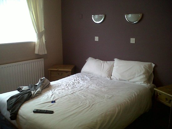 Hebburn, UK : Our room!