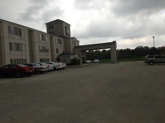 Markle, IN: Guesthouse inn
