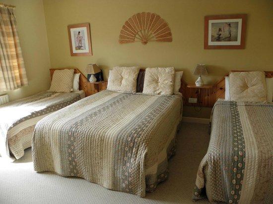 Fern Rock Bed & Breakfast: Zimmer