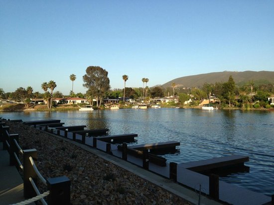 Lakehouse Hotel & Resort : View from the balcony