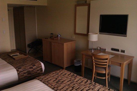 Rydges Plaza Cairns : room left