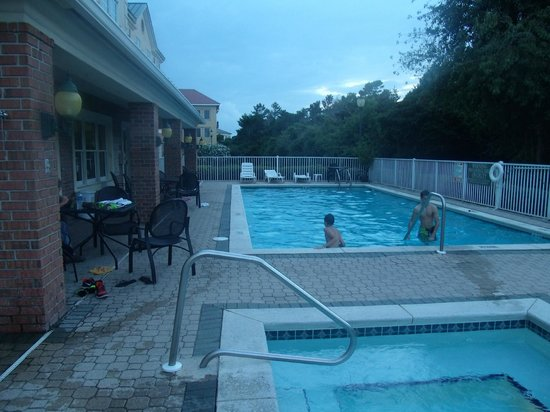 BEST WESTERN Sugar Sands Inn & Suites: pool