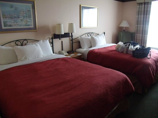 Best Western Sugar Sands Inn & Suites : our room 326