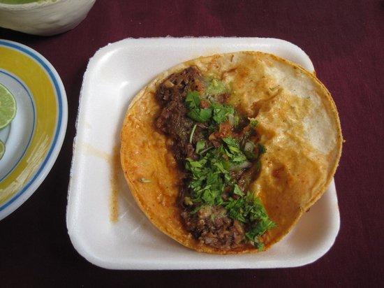 Shambhala : Birria taco