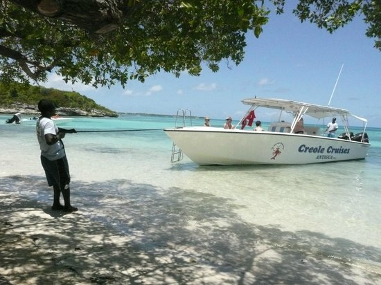 Creole Antigua Tours: Creole Cruise