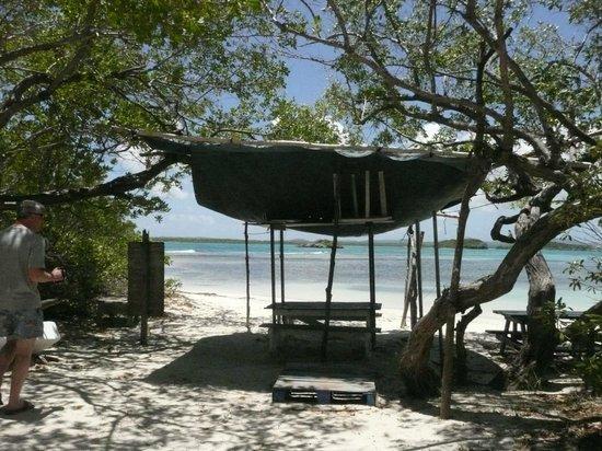 Creole Antigua Tours: BBQ
