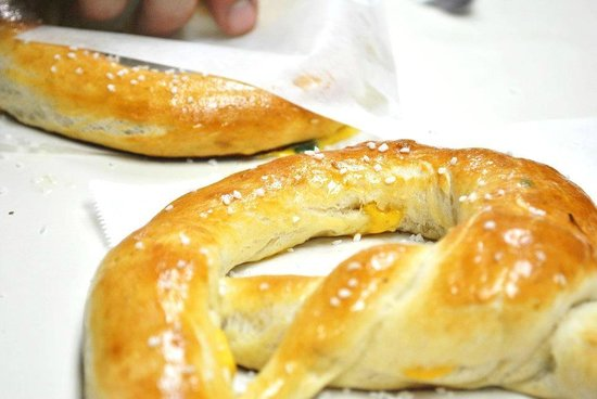 Photo of American Restaurant Pretzel and Pizza Creations at 210 N Market Street, Frederick, MD 21701, United States