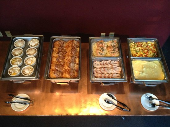 Marco's Italian Bistro: Catering Display