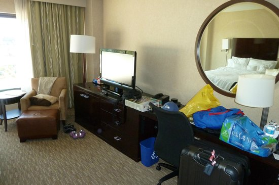 The Westin South Coast Plaza: room