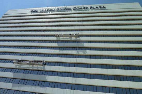 The Westin South Coast Plaza: hotel exterior