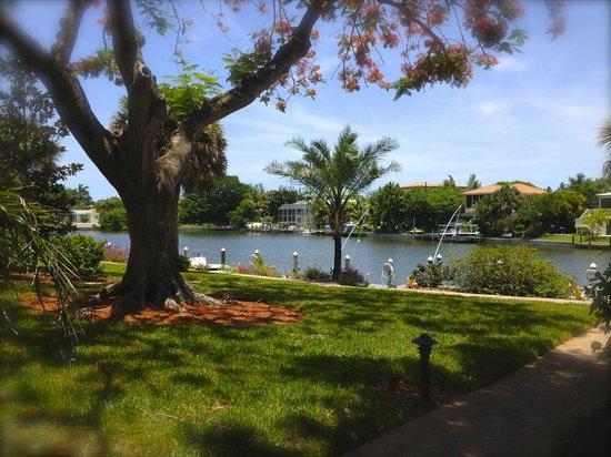 Sanibel Moorings Resort: Bayside