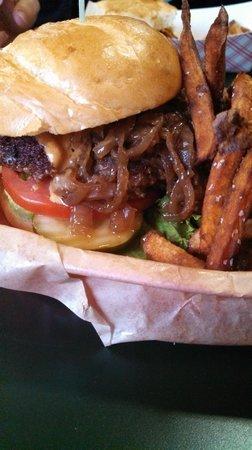 Pepperbottom Burger at Bingo Burger