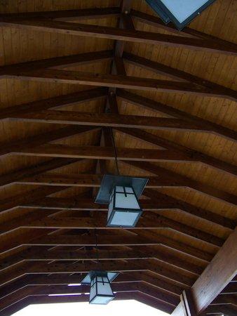 Hampton Inn Pigeon Forge: nice atmosphere lighting