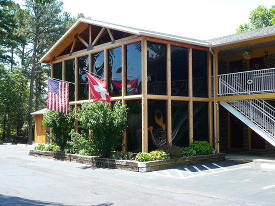 The Lookout Lodge