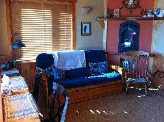 Alaska Paddle Inn: Low Tide room
