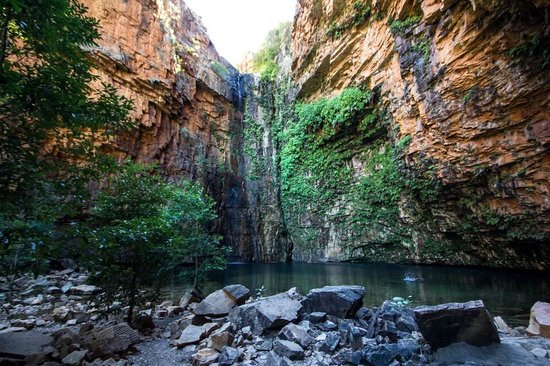 El Questro The Station: Emma Gorge