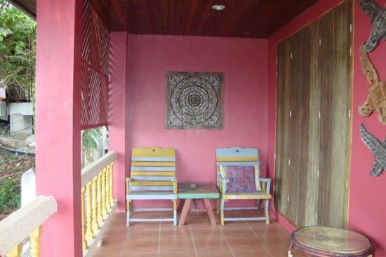 Varinda Garden Resort: balcony
