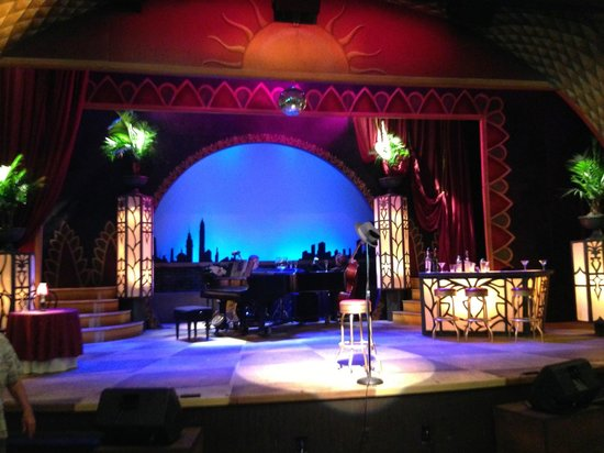 Mount Gretna, PA: MY WAY, A Musical Tribute to Frank Sinatra