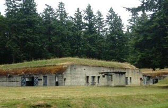 Fort Flagler State Park: Bunkers