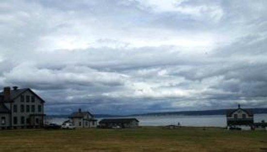 Fort Flagler State Park: Fort Housing Rentals