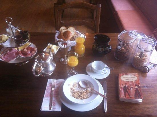 Hotel Restaurant Hammer: Free breakfast is huge