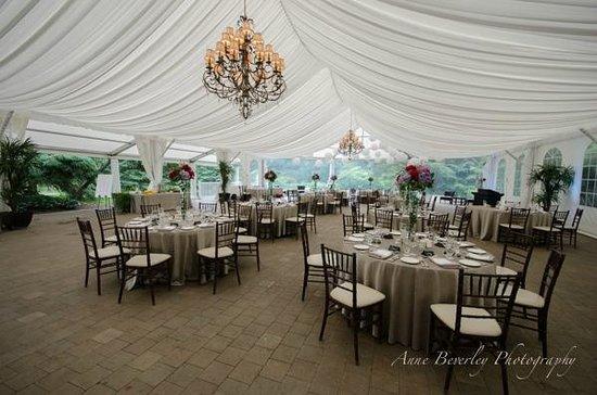 Nestleton Waters Inn : Amazing tent