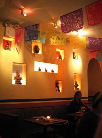 La Palapa : Back dining room