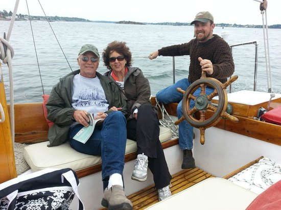 Tevake Sailing Charters: Our trip on the Tevake w/ Perry!