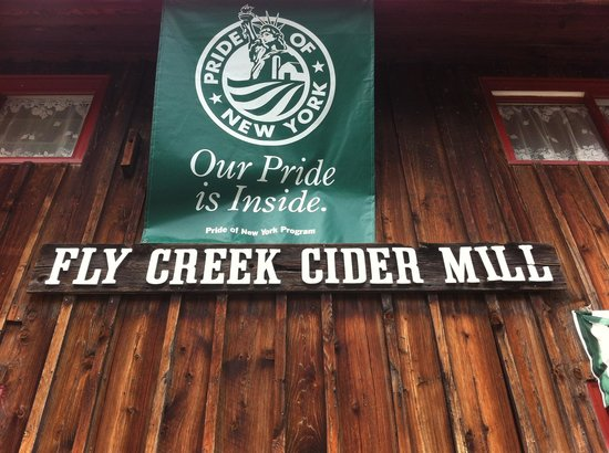 Fly Creek Cider Mill & Orchard: Fly Creek Cider Mill