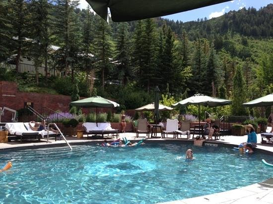 The St. Regis Aspen Resort: St. Regis Poolside