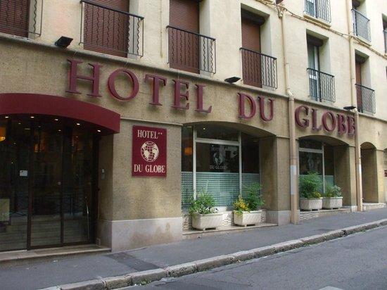 Hotel du Globe : ホテル外観