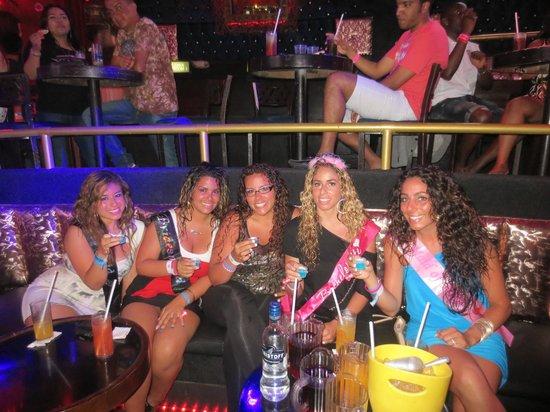 Mandala Cancun: Bachelorette Party !!