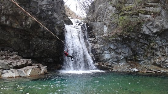 ITTAN Canyoning Day Trip
