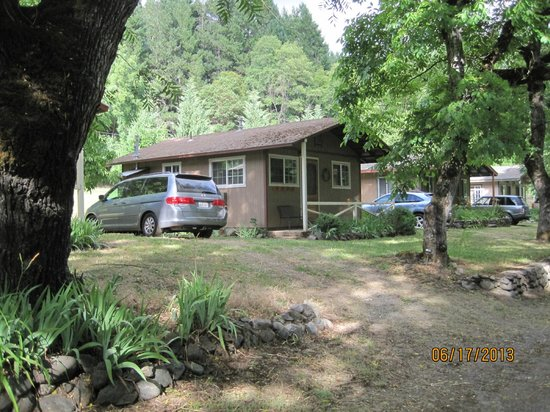 Marble Mountain Ranch - Family Guest Ranch: Two bedroom cabin.