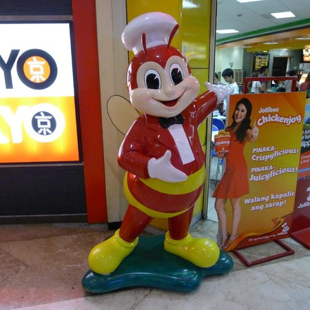 The Jollibee mascot