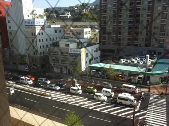 Toyoko Inn Sasebo Ekimae: view