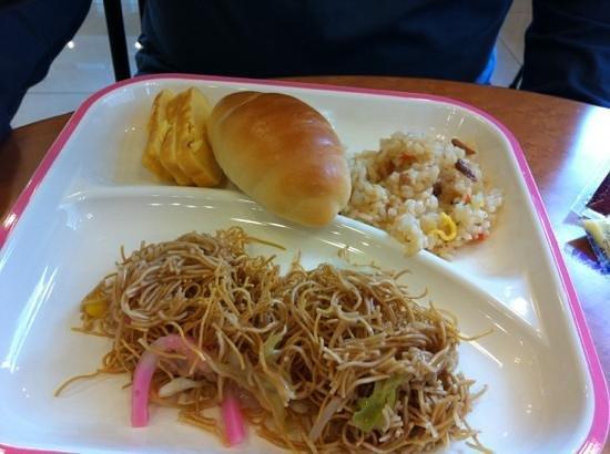 Toyoko Inn Sasebo Ekimae: breakfast