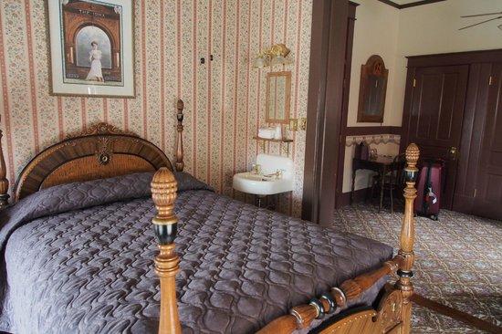 Buffalo Bill's Irma Hotel: The Irma Suite